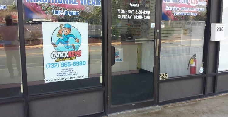 Locksmith Edison, NJ – Quick Keys